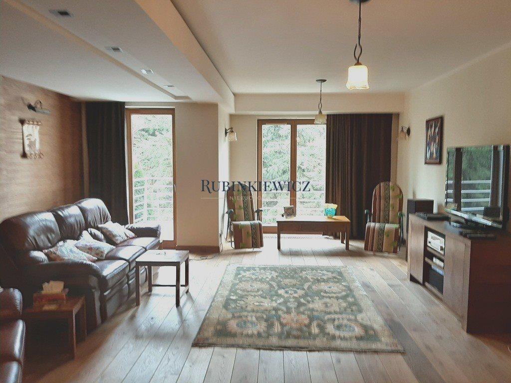 Mieszkanie trzypokojowe na sprzedaż Warszawa, Wilanów, Łucznicza  119m2 Foto 4