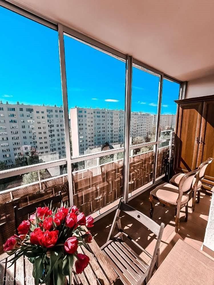 Mieszkanie dwupokojowe na sprzedaż Warszawa, Mokotów, Stegny, ul.Nicejska 1  48m2 Foto 10