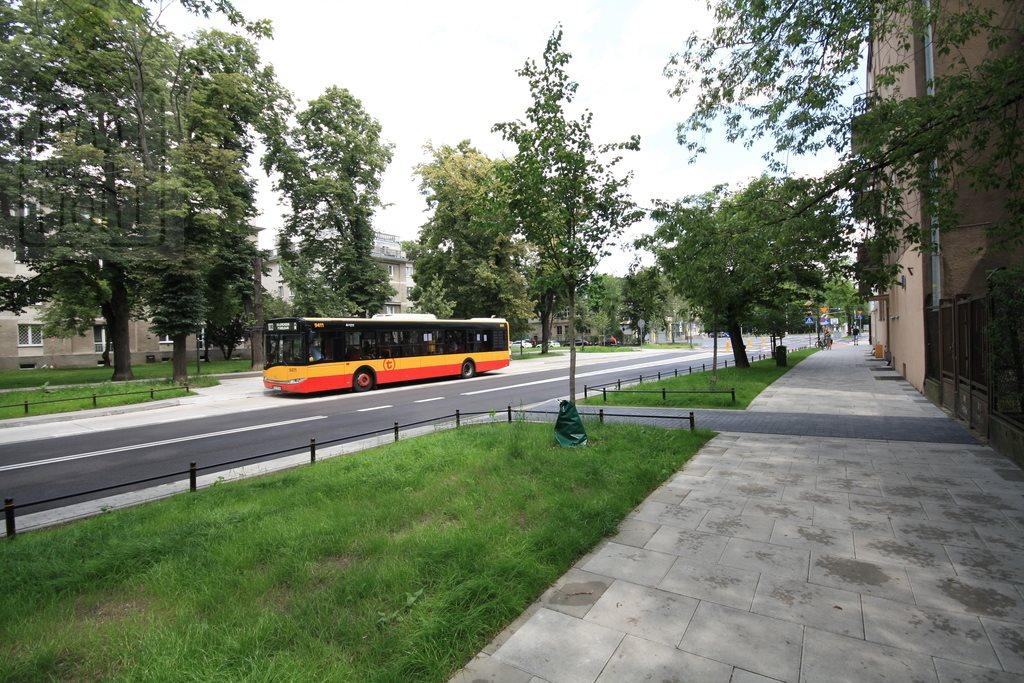 Lokal użytkowy na sprzedaż Warszawa, Bielany, al. Zjednoczenia  60m2 Foto 2