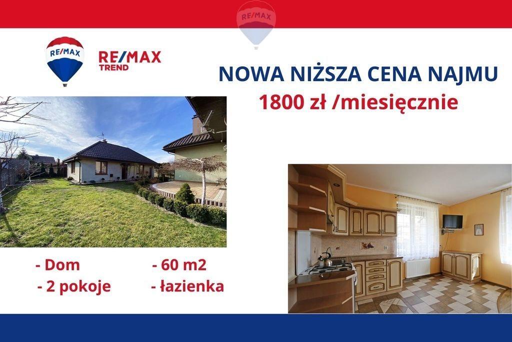 Dom na wynajem Częstochowa, Pionierów  60m2 Foto 1