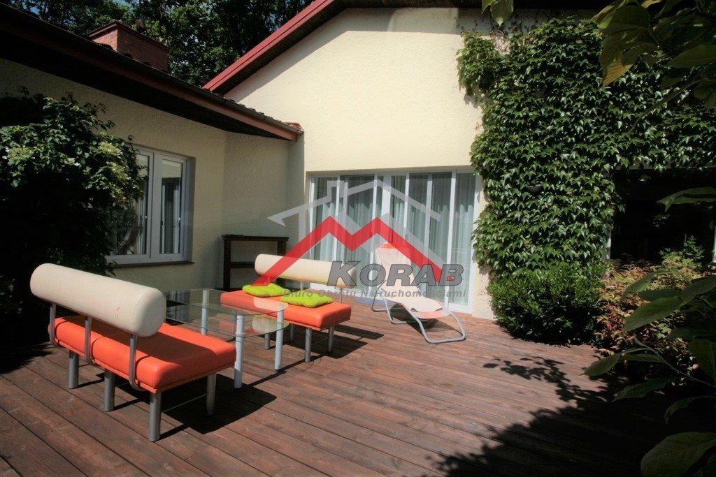 Dom na sprzedaż Łomianki, Dąbrowa Leśna  218m2 Foto 1