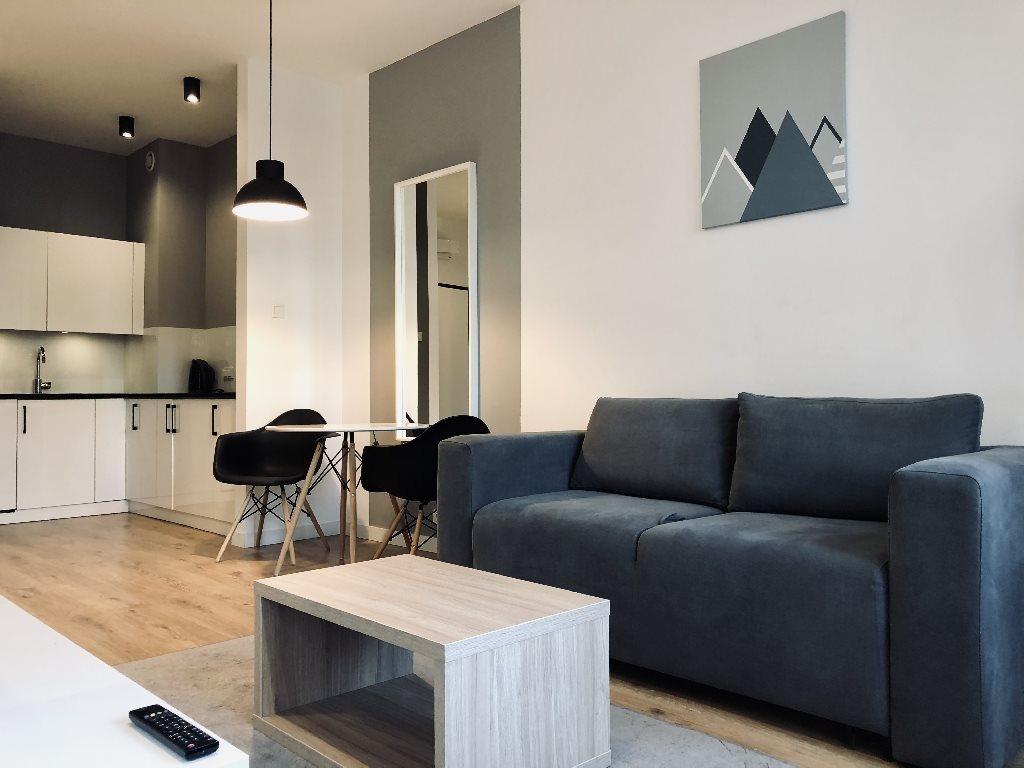 Mieszkanie dwupokojowe na sprzedaż Warszawa, Wola, Kolejowa  38m2 Foto 1