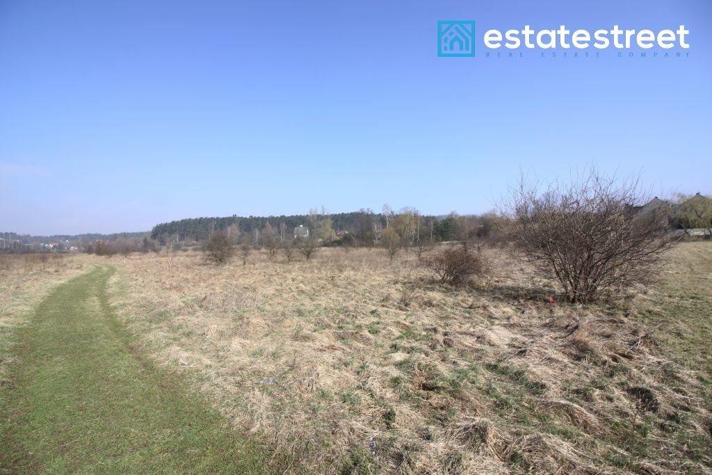 Działka rolna na sprzedaż Kraków, Bielany, Bielany, Na Wirach  3700m2 Foto 1