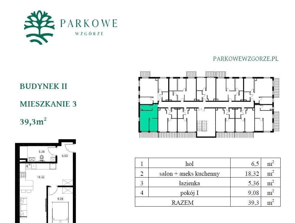 Mieszkanie dwupokojowe na sprzedaż Czechowice-Dziedzice, Legionów 124a  40m2 Foto 2