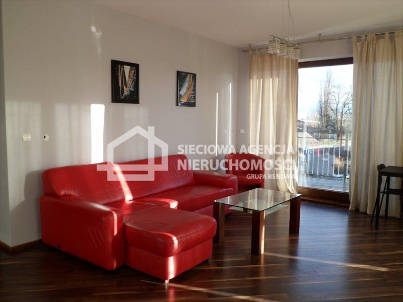 Mieszkanie dwupokojowe na wynajem Gdańsk, Śródmieście, Szafarnia  55m2 Foto 1