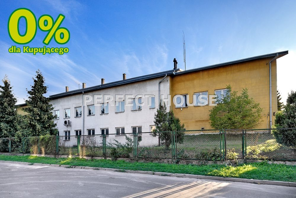 Lokal użytkowy na sprzedaż Międzyrzec Podlaski  2015m2 Foto 5