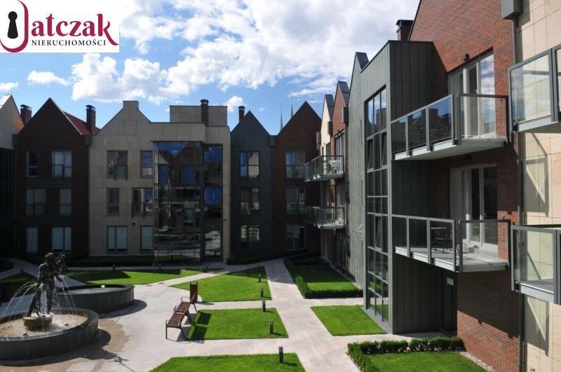Mieszkanie dwupokojowe na wynajem Gdańsk, Stare Miasto, Kwartał Kamienic, TANDETA  45m2 Foto 3