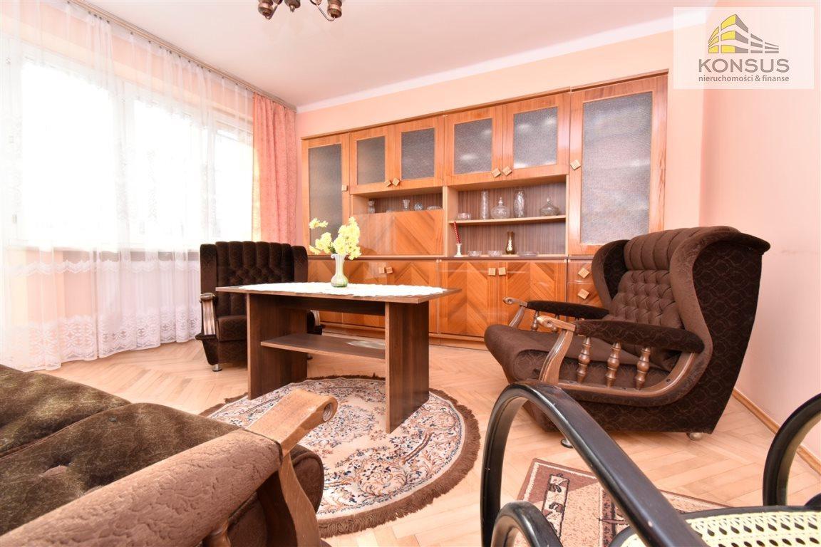 Mieszkanie dwupokojowe na wynajem Kielce, Czarnów, Mieszka I  60m2 Foto 6