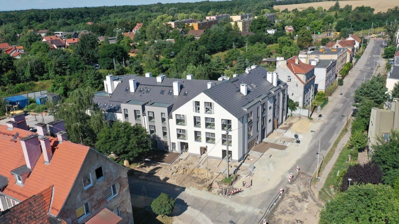 Mieszkanie czteropokojowe  na sprzedaż Wrocław, Fabryczna, Leśnica  70m2 Foto 1