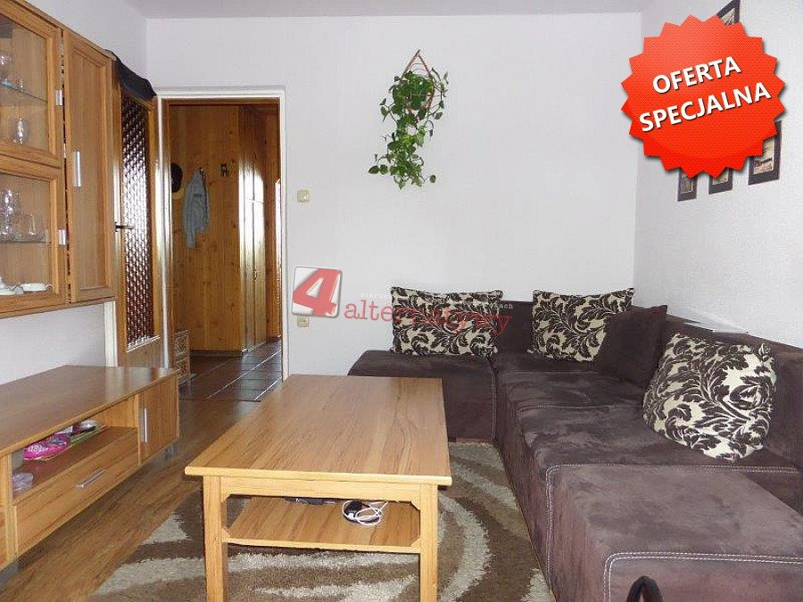 Mieszkanie dwupokojowe na sprzedaż Tarnów, Gumniska, Piastowska  48m2 Foto 1