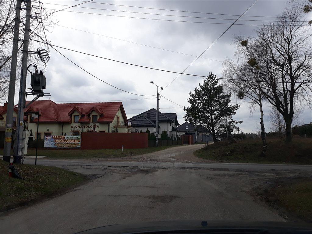 Działka budowlana na sprzedaż Stare Babice, Borzęcin Duży  4500m2 Foto 4