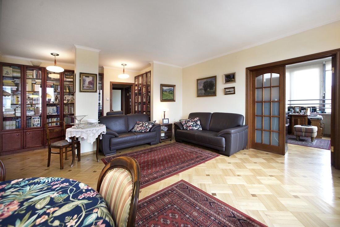 Mieszkanie czteropokojowe  na sprzedaż Warszawa, Wola, Jana Pawła II 61  120m2 Foto 4