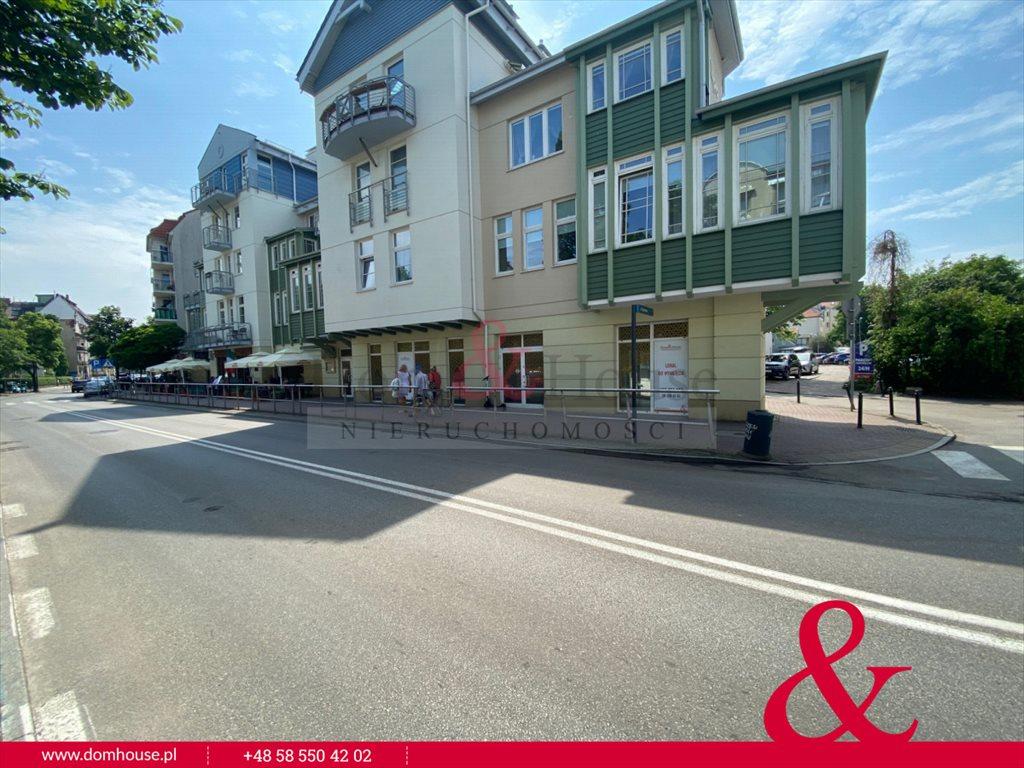 Lokal użytkowy na wynajem Sopot, Dolny, Grunwaldzka  164m2 Foto 1