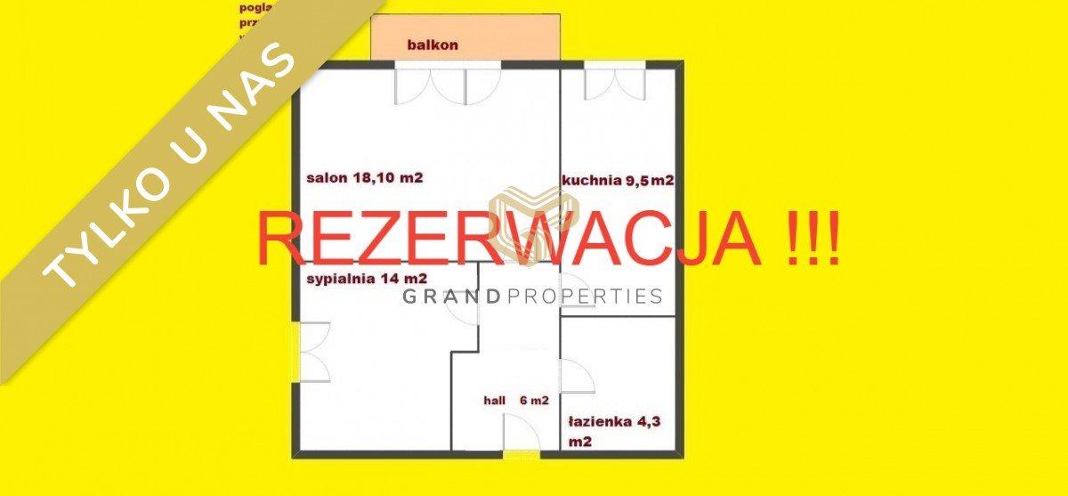 Mieszkanie dwupokojowe na sprzedaż Warszawa, Praga-Południe Saska Kępa, Afrykańska  52m2 Foto 1
