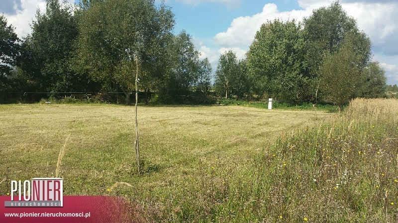 Działka rolna na sprzedaż Mierzyn, Pod Lipami  1026m2 Foto 3