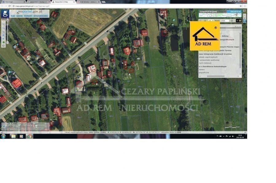 Działka budowlana na sprzedaż Terespol, Wojska Polskiego  2178m2 Foto 1