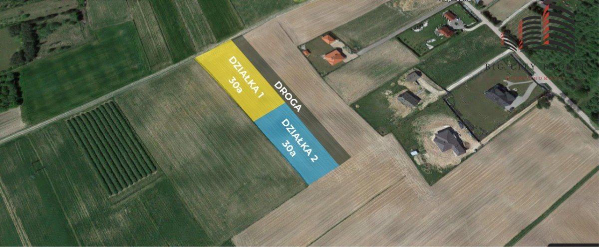 Działka rolna na sprzedaż Motycz  3000m2 Foto 1