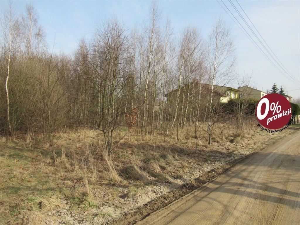 Działka budowlana na sprzedaż Kłomnice, Nowa  8100m2 Foto 1