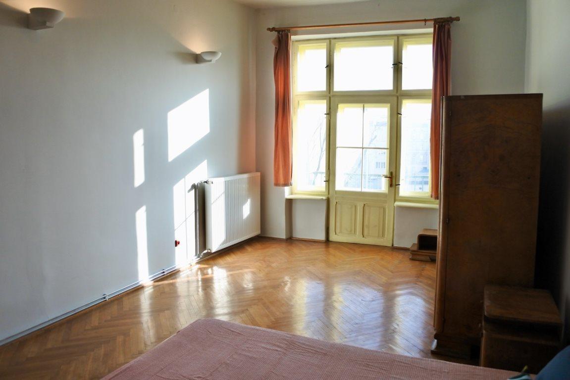Mieszkanie trzypokojowe na sprzedaż Łódź, Polesie, Stare Polesie, Al. 1 Maja  109m2 Foto 1
