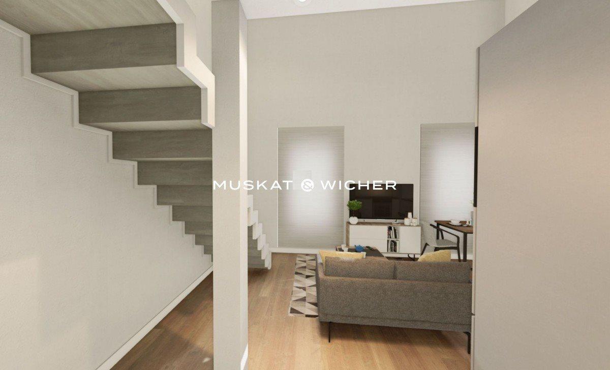 Mieszkanie dwupokojowe na sprzedaż Gdańsk, Wrzeszcz, Adama Mickiewicza  38m2 Foto 8