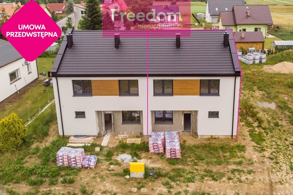 Dom na sprzedaż Bonin  131m2 Foto 1