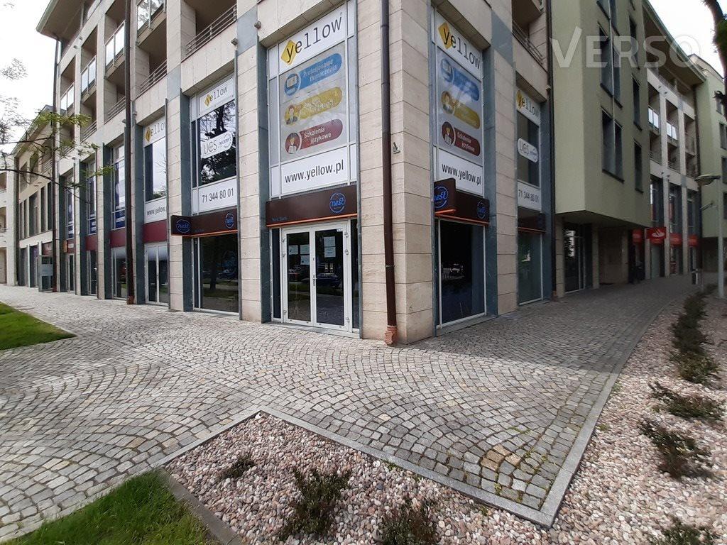 Lokal użytkowy na sprzedaż Wrocław, Krzyki  116m2 Foto 1