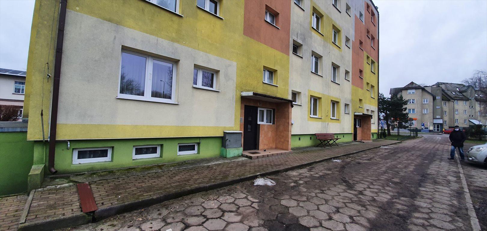 Mieszkanie trzypokojowe na sprzedaż Ustka  46m2 Foto 4