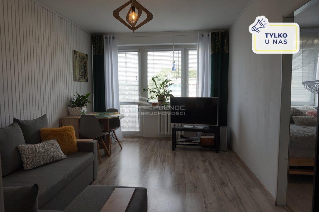 Mieszkanie trzypokojowe na sprzedaż Pabianice, M-4 umeblowane, dostępne od zaraz, plus garaż  48m2 Foto 1