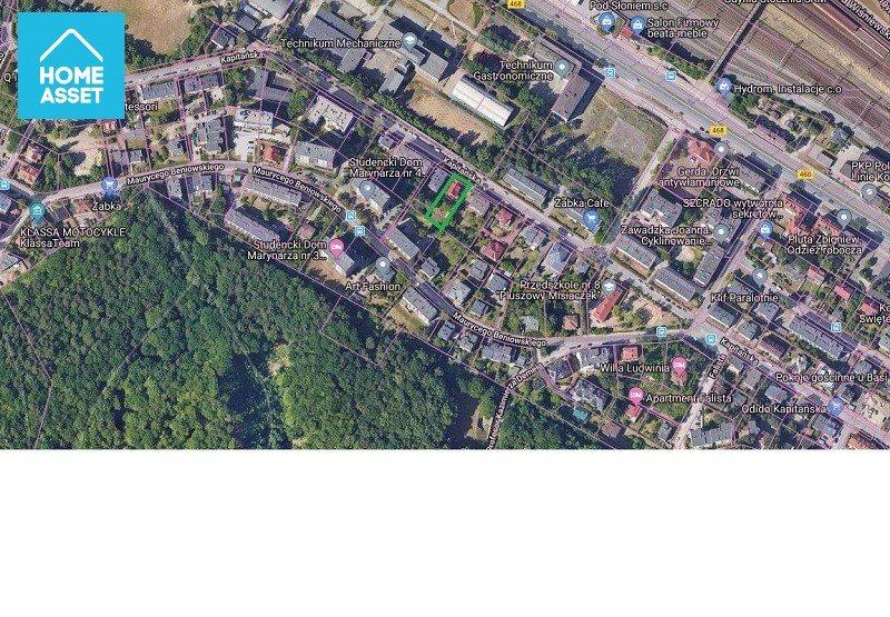 Działka budowlana na sprzedaż Gdynia, Grabówek  800m2 Foto 1