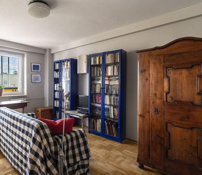 Mieszkanie trzypokojowe na sprzedaż Warszawa, Ursynów, Stryjeńskich  63m2 Foto 7