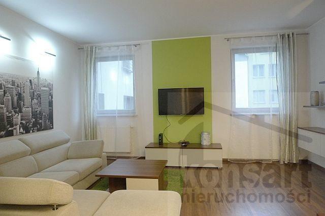 Mieszkanie dwupokojowe na wynajem Szczecin, Centrum, Targ Rybny  46m2 Foto 2