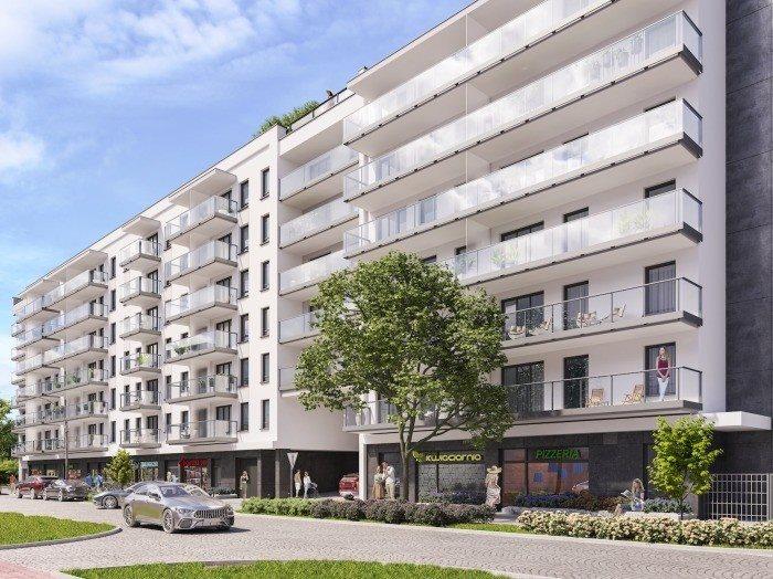Mieszkanie dwupokojowe na sprzedaż Gdańsk, Letnica  44m2 Foto 4