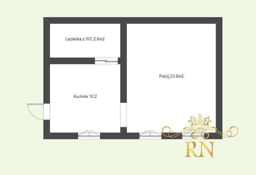 Kawalerka na sprzedaż Lublin, Śródmieście  35m2 Foto 5
