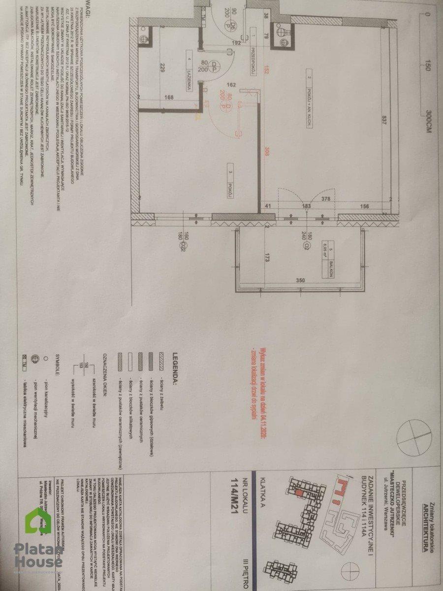 Mieszkanie dwupokojowe na sprzedaż Warszawa, Włochy, Jutrzenki  38m2 Foto 4