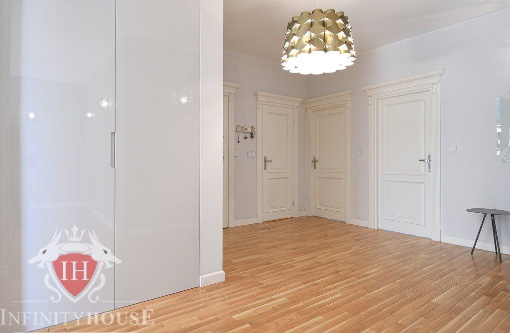 Mieszkanie czteropokojowe  na sprzedaż Warszawa, Wilanów, Franciszka Klimczaka  106m2 Foto 9