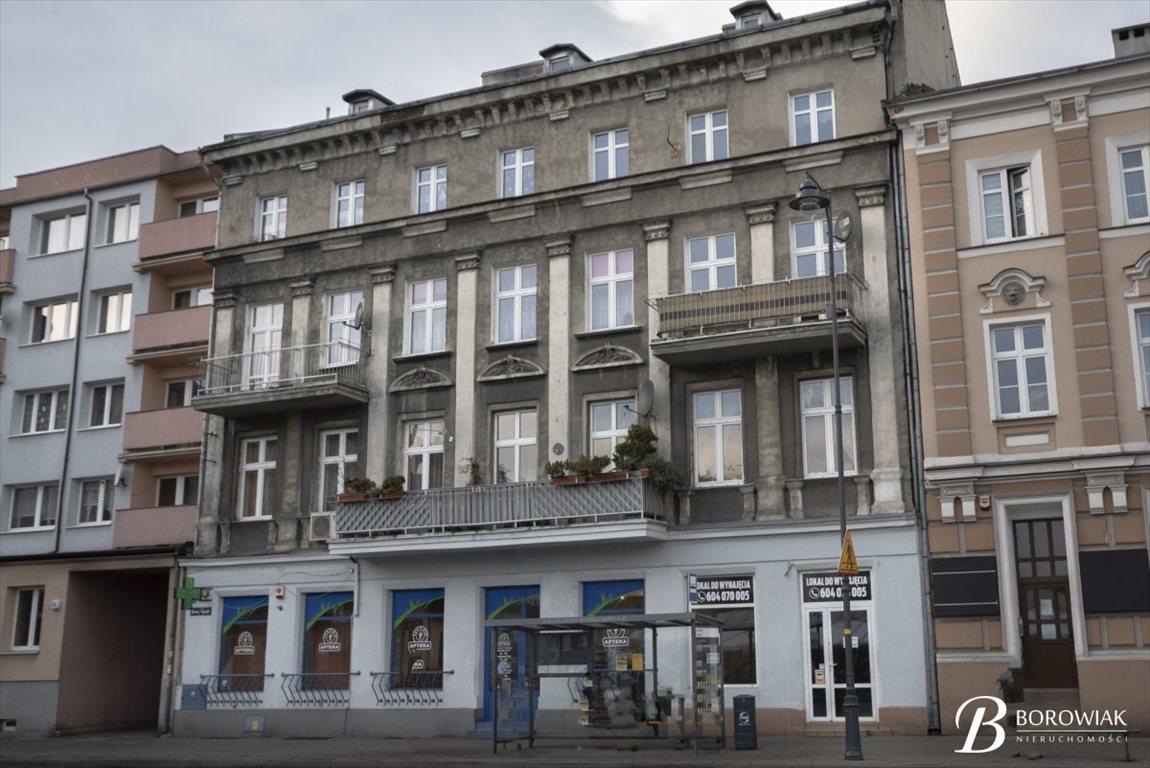 Lokal użytkowy na sprzedaż Kalisz, Nowy Rynek  79m2 Foto 1