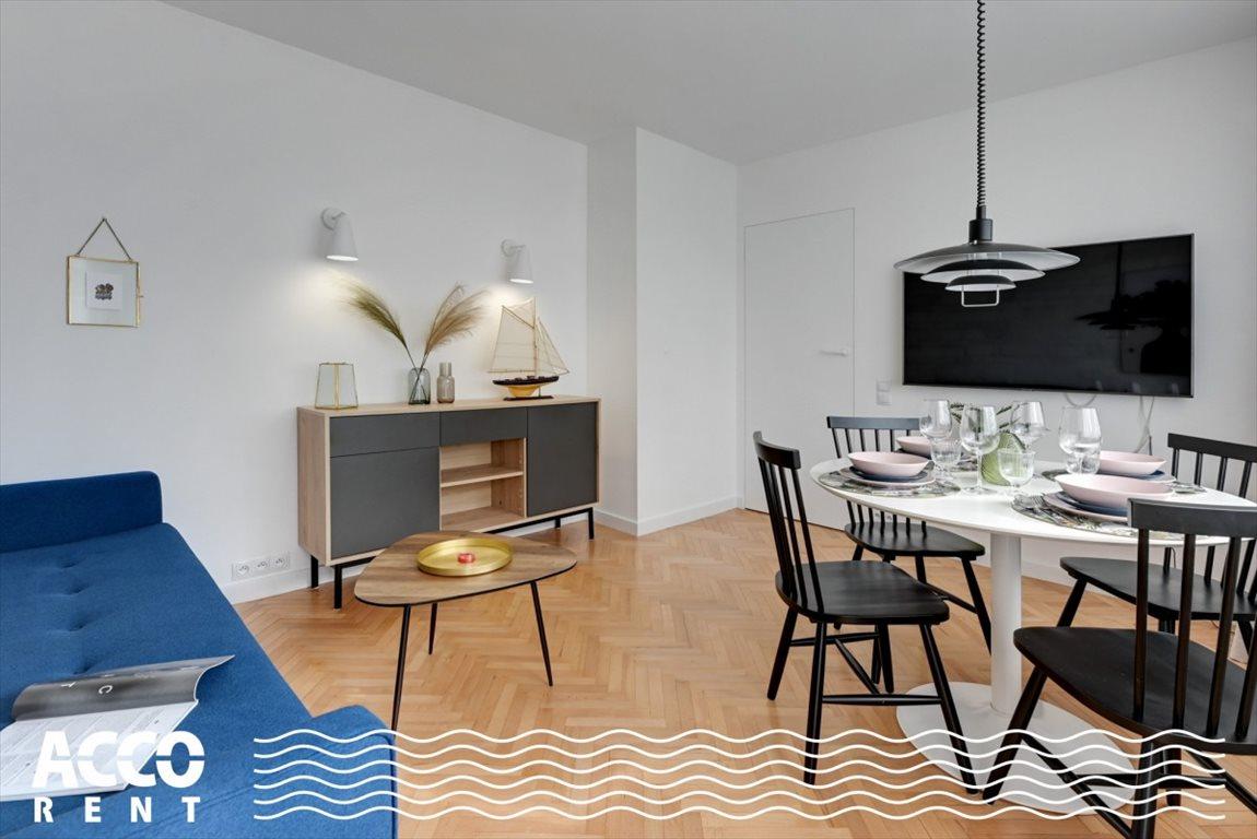Mieszkanie dwupokojowe na wynajem Gdynia, Śródmieście, Hieronima Derdowskiego  38m2 Foto 1