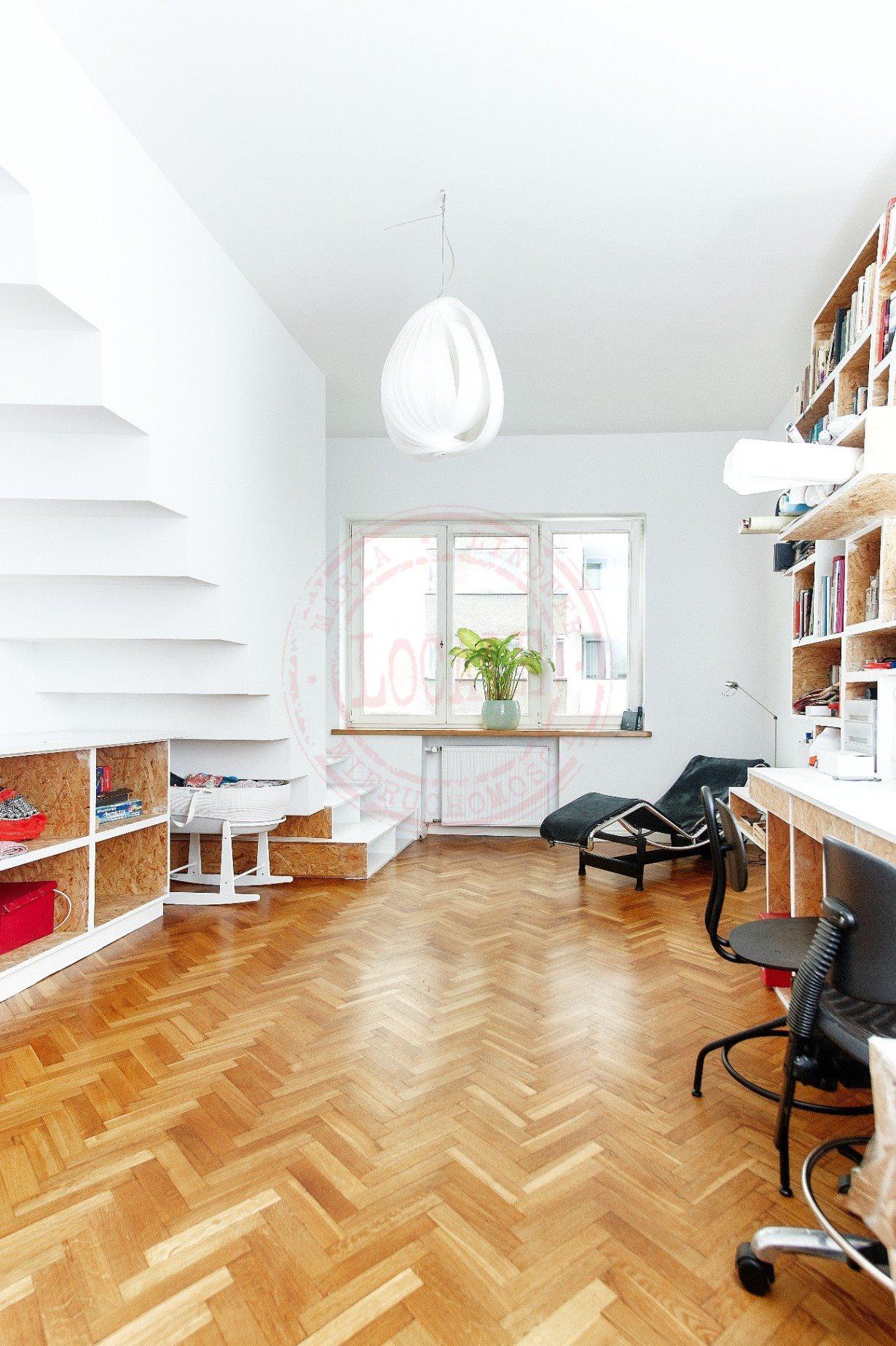 Mieszkanie na sprzedaż Warszawa, Śródmieście, okolice Belwederskiej  130m2 Foto 5