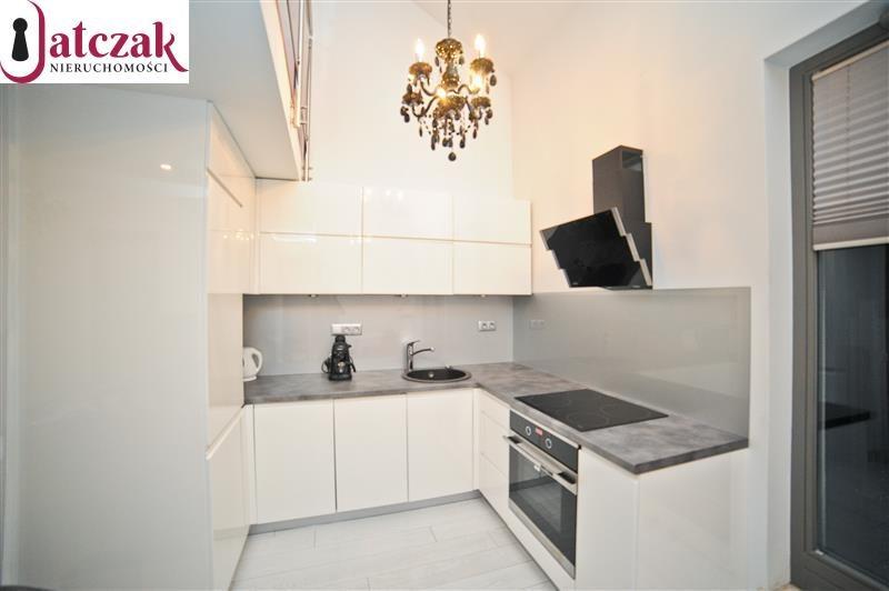 Mieszkanie dwupokojowe na wynajem Gdańsk, Śródmieście, WATERLANE, SZAFARNIA  54m2 Foto 8