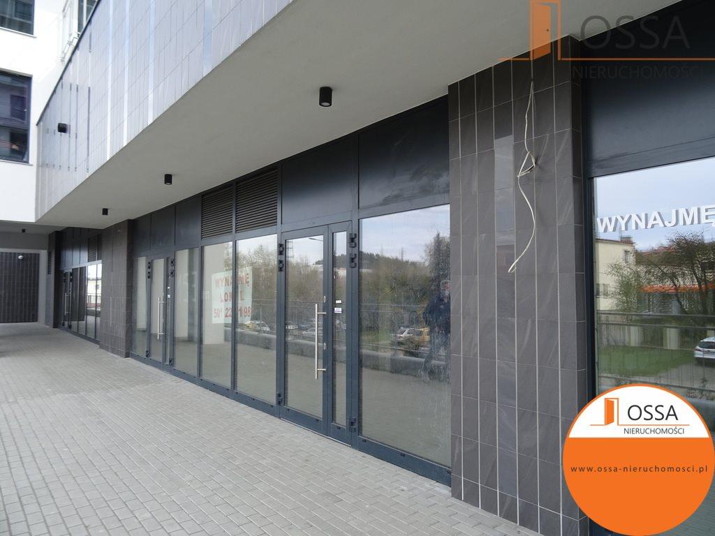 Lokal użytkowy na wynajem Gdańsk, Morena  153m2 Foto 1