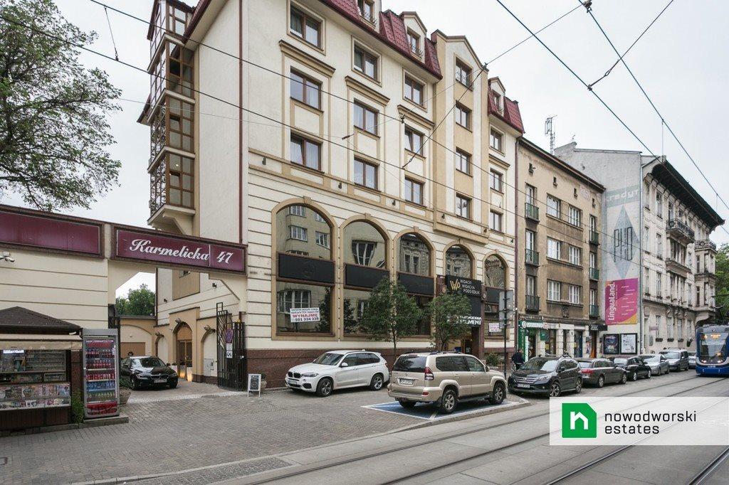 Mieszkanie dwupokojowe na wynajem Kraków, Stare Miasto, Stare Miasto, Karmelicka  75m2 Foto 2