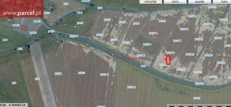 Działka budowlana na sprzedaż Zalasewo  3024m2 Foto 1