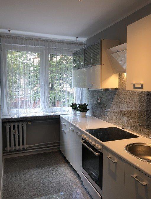 Mieszkanie trzypokojowe na sprzedaż Szczecin, Centrum, Odzieżowa  56m2 Foto 1