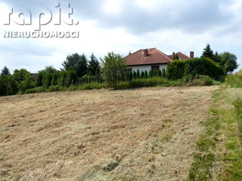 Działka budowlana na sprzedaż Krzyszkowice  1275m2 Foto 7