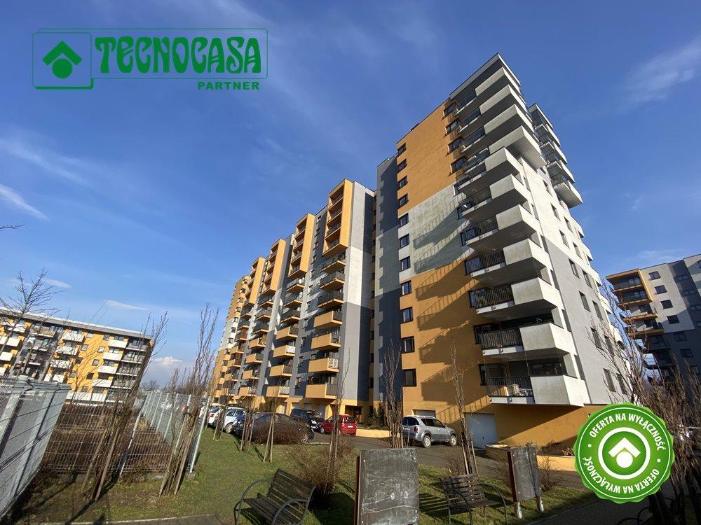 Mieszkanie dwupokojowe na wynajem Kraków, Bieżanów-Prokocim, Prokocim, Polonijna  39m2 Foto 1