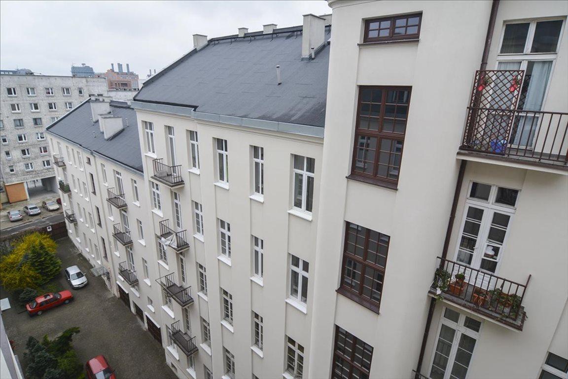 Mieszkanie dwupokojowe na sprzedaż Łódź, Śródmieście, Narutowicza  48m2 Foto 12