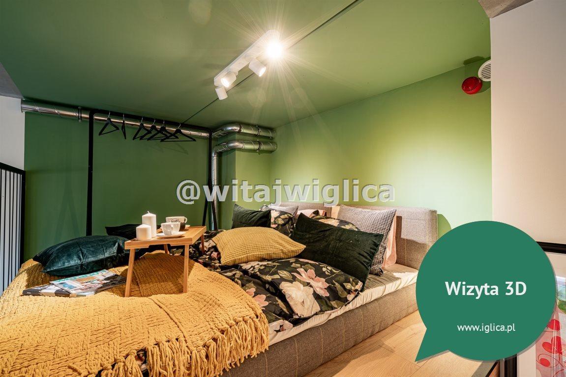 Mieszkanie dwupokojowe na sprzedaż Wrocław, Fabryczna, Strachowice, Władysława Zarembowicza  23m2 Foto 4