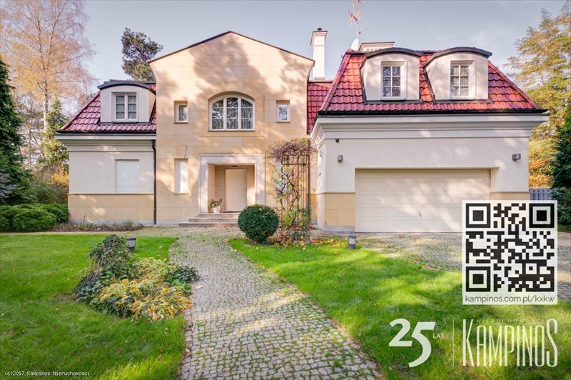 Luksusowy dom na sprzedaż Izabelin C, Izabelin, oferta 2599  498m2 Foto 1