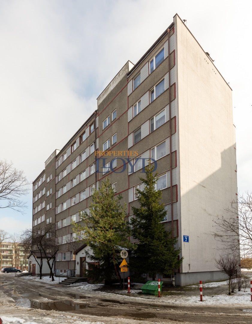 Mieszkanie trzypokojowe na sprzedaż Grodzisk Mazowiecki, Szkolna  60m2 Foto 13