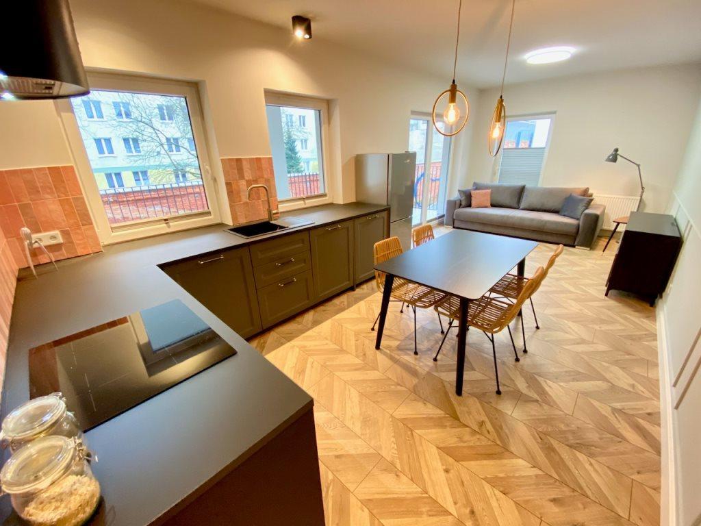 Mieszkanie trzypokojowe na wynajem Łódź, Śródmieście, Śródmieście, Wodna  59m2 Foto 1